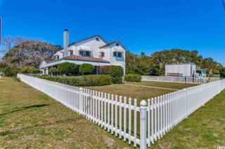 6201 N Ocean Blvd., Myrtle Beach, SC 29577 (MLS #1706755) :: The Litchfield Company