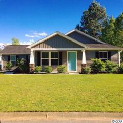 4027 Manor Wood Dr., Myrtle Beach, SC 29588 (MLS #1706758) :: The Litchfield Company