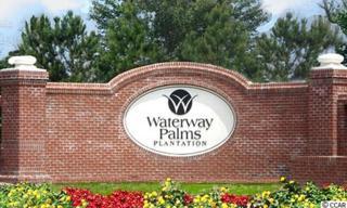 Lot 472 Waterway Palms Plantation, Myrtle Beach, SC 29579 (MLS #1706762) :: The Litchfield Company