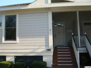24-A Billfish 24-A, Pawleys Island, SC 29585 (MLS #1706879) :: James W. Smith Real Estate Co.