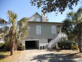 50 Compass Court, Pawleys Island, SC 29585 (MLS #1706948) :: James W. Smith Real Estate Co.