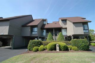 14 Heron Marsh Drive #34, Pawleys Island, SC 29585 (MLS #1709287) :: James W. Smith Real Estate Co.