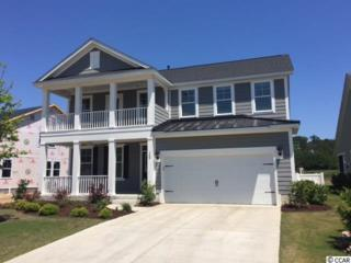 109 Champions Village Way, Murrells Inlet, SC 29576 (MLS #1709452) :: The Litchfield Company