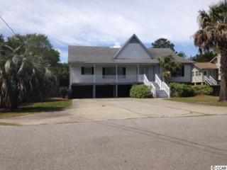 48 Eutaw Lane, Pawleys Island, SC 29585 (MLS #1710164) :: The Litchfield Company