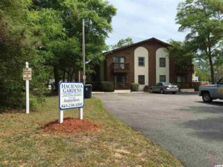 420 Pine Ave 104-B, Garden City Beach, SC 29576 (MLS #1710629) :: The HOMES and VALOR TEAM