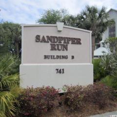 B-3-H Sandpiper Run, Pawleys Island, SC 29585 (MLS #1710735) :: James W. Smith Real Estate Co.