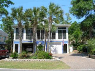 14 S Hollywood Drive, Surfside Beach, SC 29575 (MLS #1710755) :: The Hoffman Group