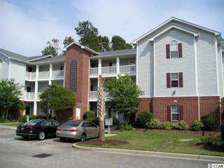 4810 Innisbrook Ct #207, Myrtle Beach, SC 29579 (MLS #1710759) :: The Litchfield Company