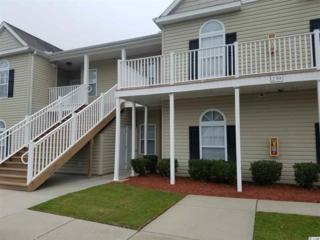 239 Portsmith Drive 4-2, Myrtle Beach, SC 29588 (MLS #1710790) :: The Litchfield Company