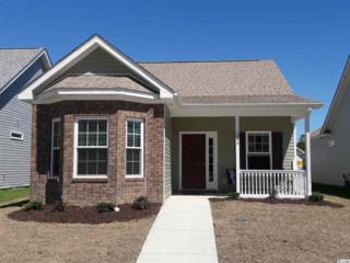 1036 Oglethorpe Drive, Conway, SC 29527 (MLS #1710958) :: The HOMES and VALOR TEAM