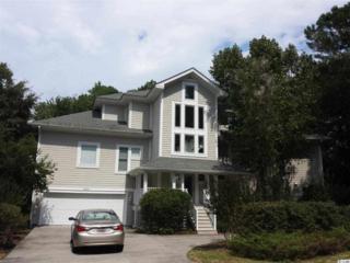 4931 S Island Drive, North Myrtle Beach, SC 29582 (MLS #1711165) :: The Litchfield Company