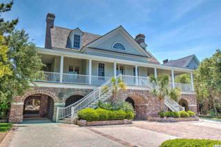 607 Beach Bridge Road, Pawleys Island, SC 29585 (MLS #1711203) :: James W. Smith Real Estate Co.
