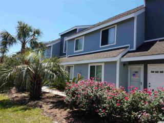 1891 Colony Drive J-14, Surfside Beach, SC 29575 (MLS #1711308) :: The HOMES and VALOR TEAM