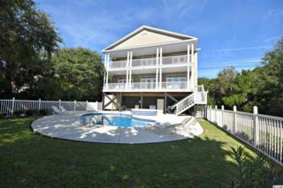 263 Parker Drive, Pawleys Island, SC 29585 (MLS #1711333) :: The Litchfield Company