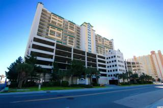 201 S Ocean Blvd #910, North Myrtle Beach, SC 29582 (MLS #1711350) :: The Hoffman Group