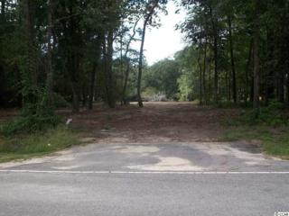 Lot 3 Rowe Pond, Conway, SC 29526 (MLS #1711388) :: The HOMES and VALOR TEAM