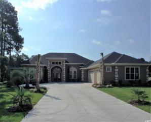 8141 Wacobee Drive, Myrtle Beach, SC 29579 (MLS #1711410) :: The Litchfield Company