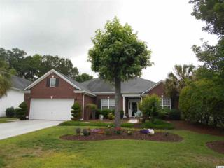 6407 Longwood Drive, Murrells Inlet, SC 29576 (MLS #1711411) :: The HOMES and VALOR TEAM