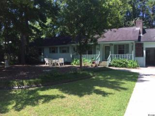 12 Cheyenne Road, Myrtle Beach, SC 29588 (MLS #1711429) :: The Litchfield Company