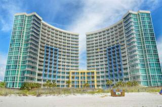 300 N Ocean Boulevard #429, North Myrtle Beach, SC 29582 (MLS #1711487) :: The HOMES and VALOR TEAM