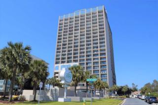5523 N Ocean Blvd #809, Myrtle Beach, SC 29577 (MLS #1711679) :: The Litchfield Company
