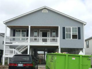 307 25th Avenue North, North Myrtle Beach, SC 29582 (MLS #1711705) :: The Litchfield Company