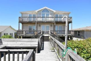 907 Ocean Blvd West, Holden Beach, NC 28462 (MLS #1711748) :: The Litchfield Company