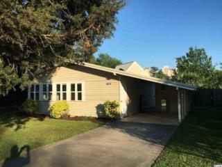 1405 S Hillside Drive, North Myrtle Beach, SC 29582 (MLS #1711753) :: The Litchfield Company