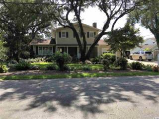 539 Old Field Rd, Murrells Inlet, SC 29576 (MLS #1711770) :: The Litchfield Company