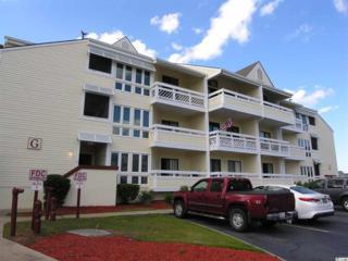 1100 Possum Trot Road G334, North Myrtle Beach, SC 29582 (MLS #1711793) :: The Litchfield Company