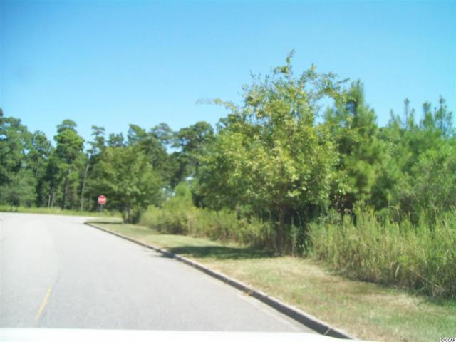 TBD 17th Avenue S @ American Way, Myrtle Beach, SC 29577 (MLS #1316629) :: The Litchfield Company