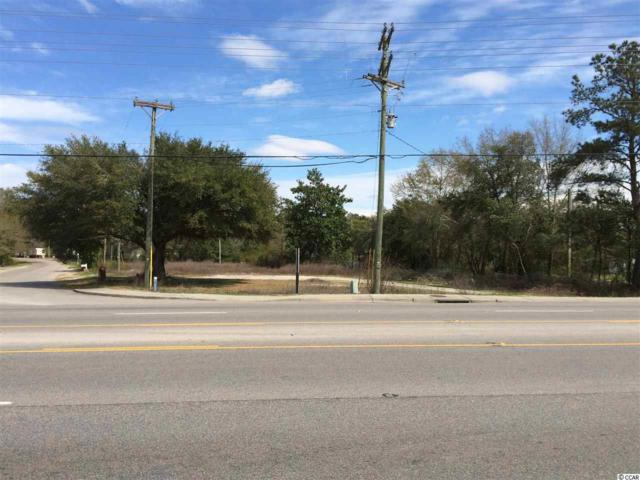 1.23 Acs Highway 544, Conway, SC 29526 (MLS #1506529) :: The Litchfield Company