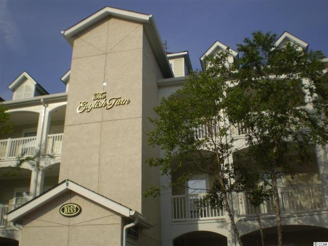 1033 World Tour Blvd #202, Myrtle Beach, SC 29579 (MLS #1509142) :: The Hoffman Group