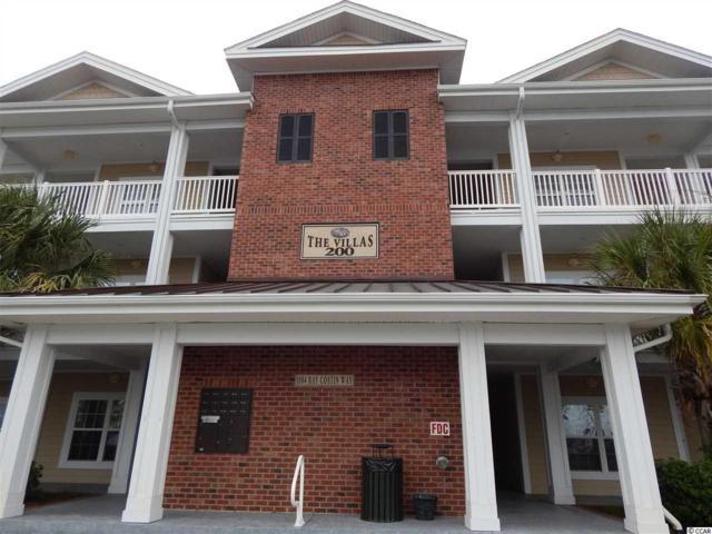 1004 Ray Costin Way Villa 202 #202, Garden City Beach, SC 29576 (MLS #1515425) :: Trading Spaces Realty