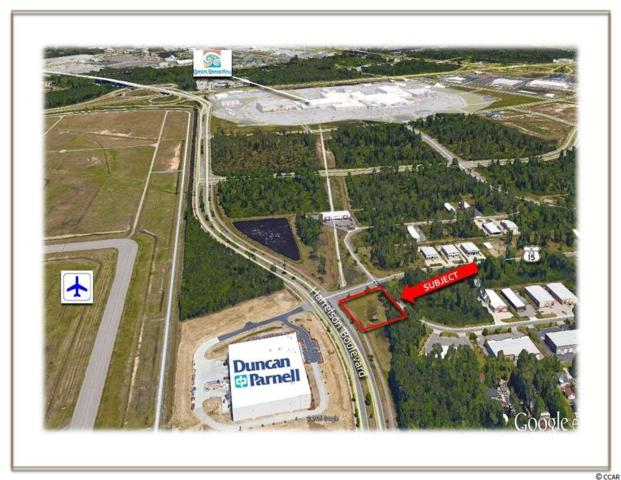 Lot 29 Harrelson Blvd., Myrtle Beach, SC 29577 (MLS #1516928) :: The Litchfield Company