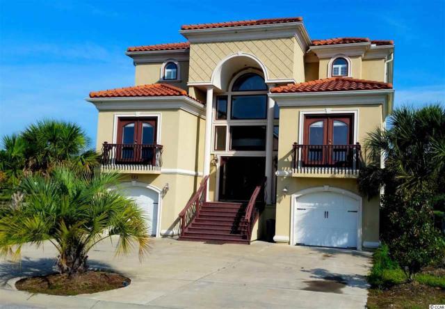 181 Palmetto Harbor, North Myrtle Beach, SC 29582 (MLS #1518095) :: The Litchfield Company