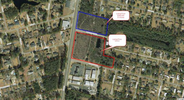 Parcel 2 Highway 544, Conway, SC 29526 (MLS #1518997) :: Armand R Roux | Real Estate Buy The Coast LLC