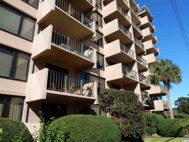 7603 Ocean Blvd. 1-H, Myrtle Beach, SC 29577 (MLS #1522698) :: James W. Smith Real Estate Co.