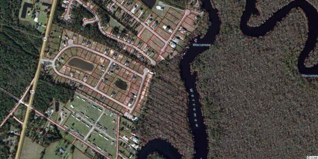 Lot 38 Hemphill Pl., Conway, SC 29527 (MLS #1600261) :: The Hoffman Group