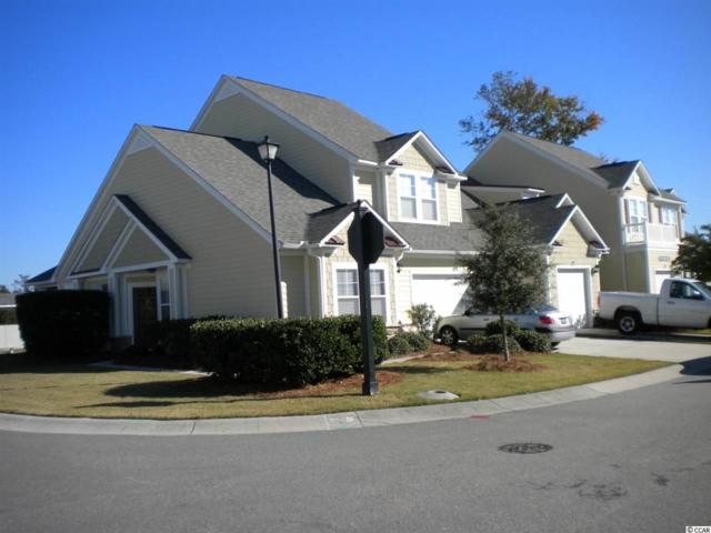 1001 Culpepper Way #101, Myrtle Beach, SC 29579 (MLS #1604985) :: James W. Smith Real Estate Co.