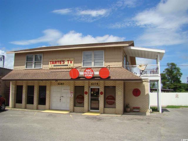 6280 Dick Pond Rd, Myrtle Beach, SC 29588 (MLS #1613650) :: Myrtle Beach Rental Connections