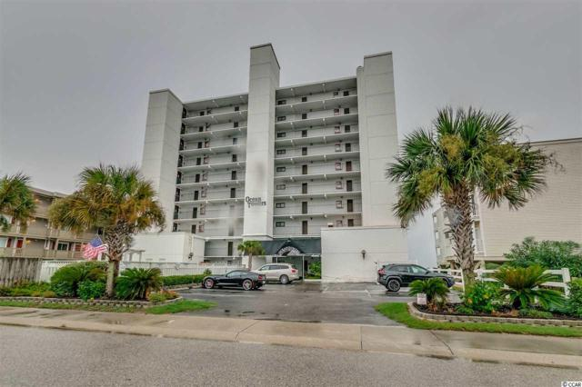 4311 S Ocean Blvd. #302, North Myrtle Beach, SC 29582 (MLS #1619271) :: The Greg Sisson Team with RE/MAX First Choice