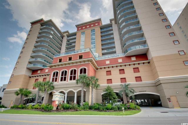 1321 S Ocean Blvd. #1202, North Myrtle Beach, SC 29582 (MLS #1620096) :: SC Beach Real Estate