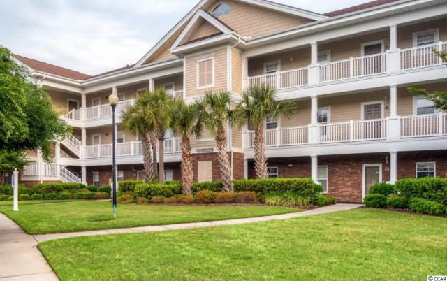 5825 Catalina Dr #323, North Myrtle Beach, SC 29582 (MLS #1620484) :: Sloan Realty Group