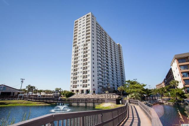 5905 S Kings Highway #1617, Myrtle Beach, SC 29575 (MLS #1621233) :: James W. Smith Real Estate Co.