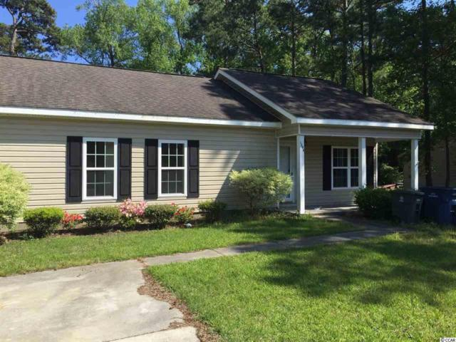 1208 Ragin Street, Myrtle Beach, SC 29577 (MLS #1621496) :: The Litchfield Company