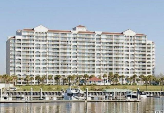 4801 Harbor Pointe Dr #1404, North Myrtle Beach, SC 29582 (MLS #1624337) :: The Litchfield Company