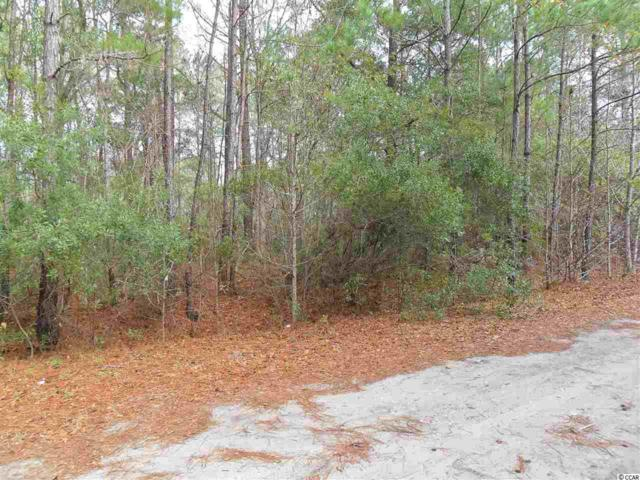 LOT 3 Gertrude Dr., Pawleys Island, SC 29585 (MLS #1700546) :: The Trembley Group | Keller Williams