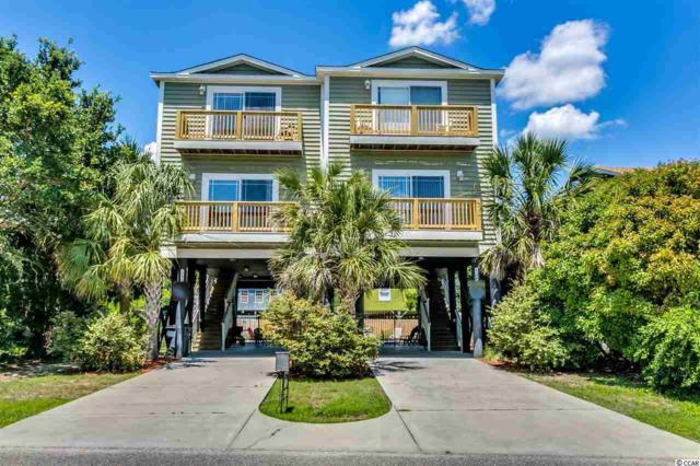 124-B Vista Drive, Garden City Beach, SC 29576 (MLS #1700713) :: Myrtle Beach Rental Connections