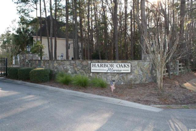Lot 15 Harbor Oaks Drive, Myrtle Beach, SC 29588 (MLS #1702844) :: James W. Smith Real Estate Co.
